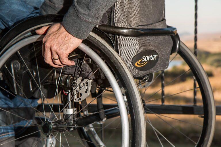Wheelchair Handicapped Transportation